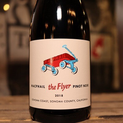 Macphail The Flyer Pinot Noir Sonoma California 750ml.