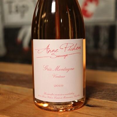 Anne Pichon Sauvage Gris Montagne Ventoux Rosé France 750ml