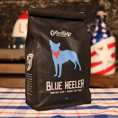Colectivo Blue Healer Signature Blend 16 OZ. Bag