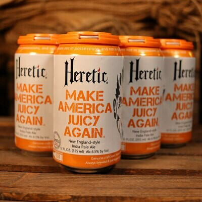 Heretic Make America Juicy Again 12 FL. OZ. 6PK Cans