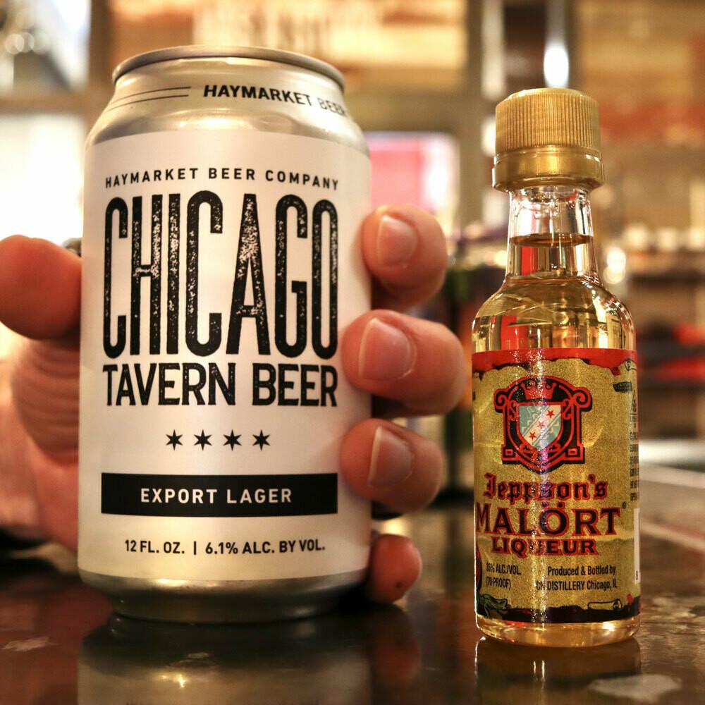 Haymarket Tavern Beer & Marlort Pack