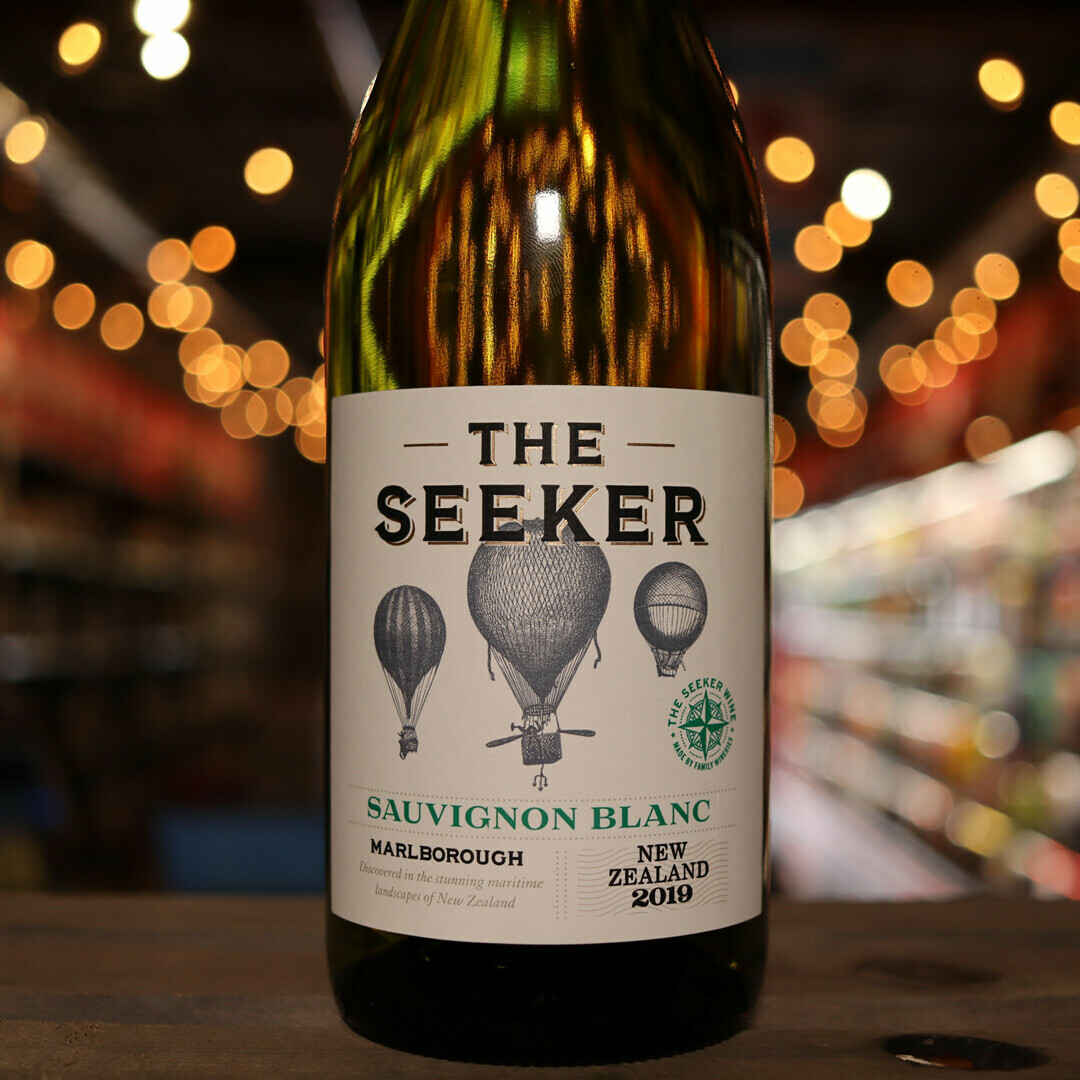 The Seeker Sauvignon Blanc Marlborough New Zealand 750ml