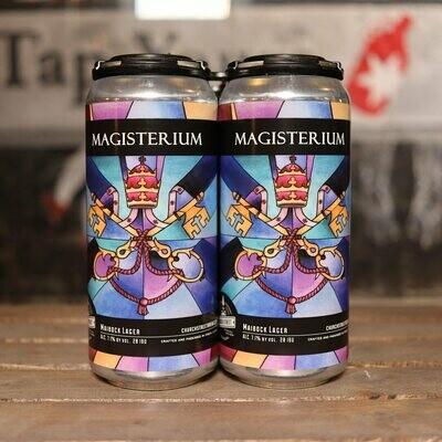 Church Street Magisterium Maibock Lager 16 FL. OZ. 4PK Cans