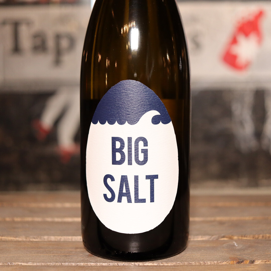 Deep Water Wines Big Salt White Table Wine Oregon 750ml.