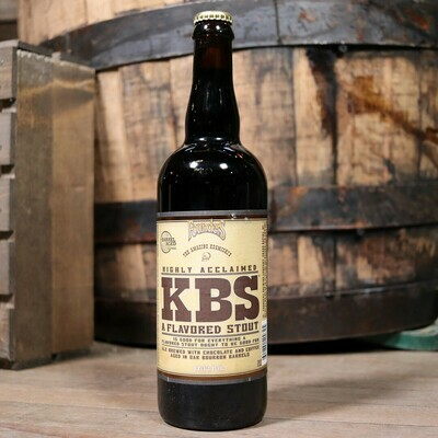 Founders 2017 KBS Stout 750ml.