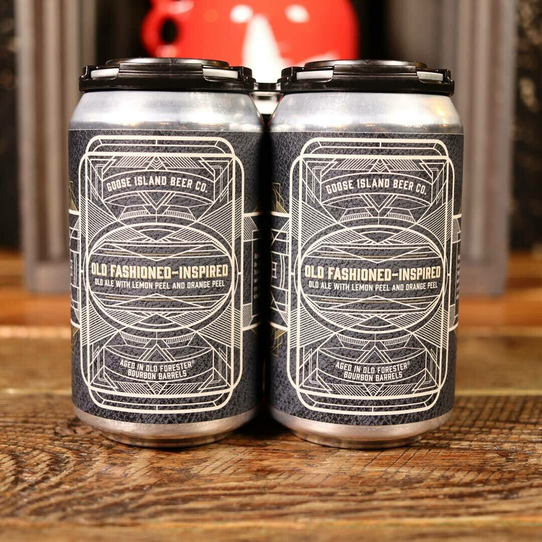 Goose Island Old Fashioned-Inspired Ale 12 FL. OZ. 4PK Cans