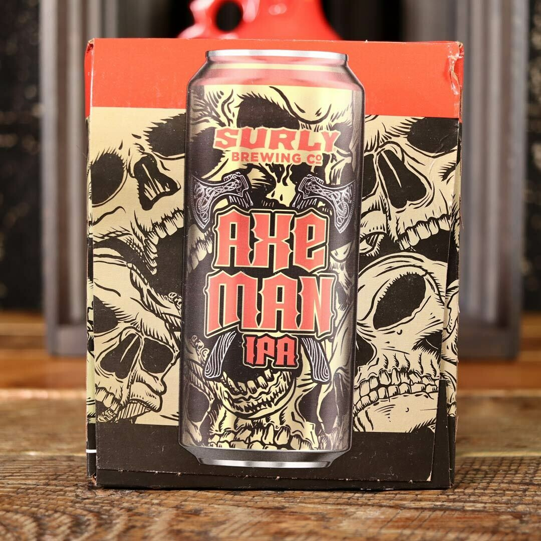 Surly Todd the Axe Man IPA 16 FL. OZ. 4PK Cans