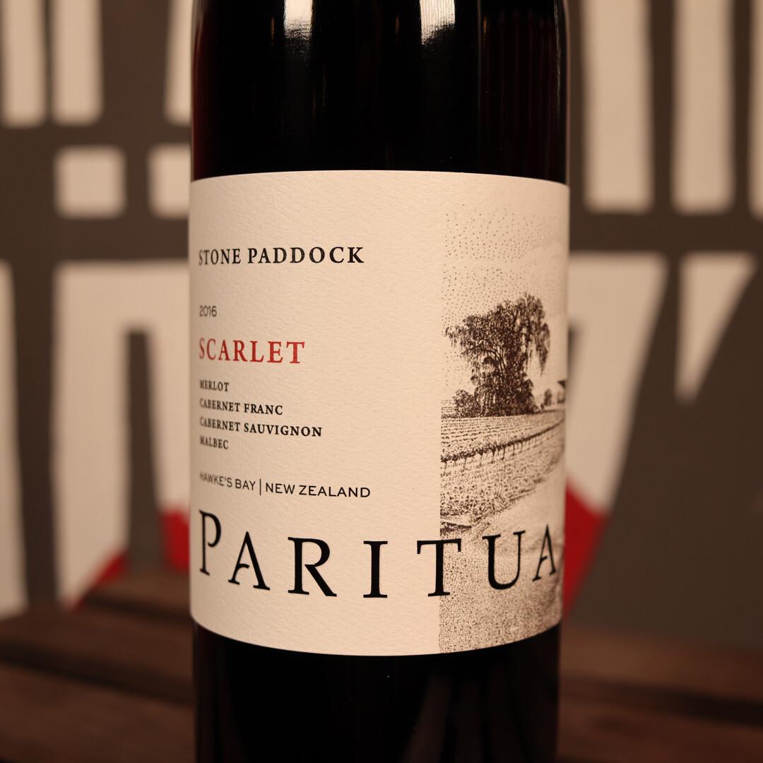 Paritua Stone Paddock Scarlet Red Blend 750ml