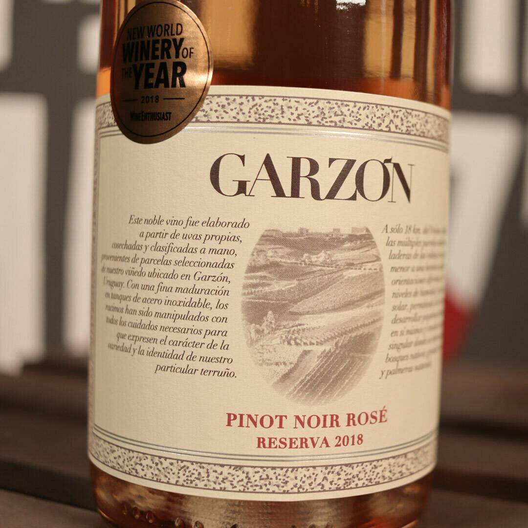 Garzon Pinot Noir Rosé Reserva Uruguay 750ml.