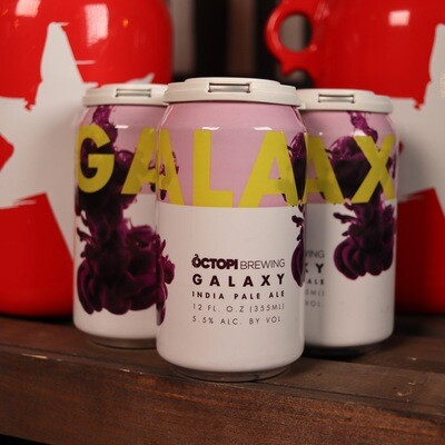 Octopi Galaxy IPA 12 FL. OZ. 4PK Cans