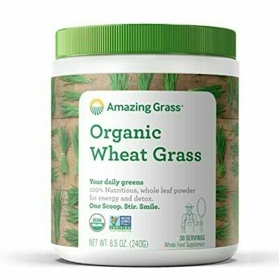 Amazing Grass - Organic Wheat Grass (249g)