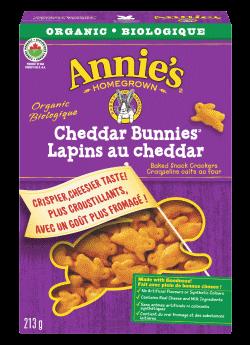 Annie's - Cheddar Bunnies