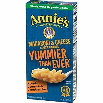Annie's - Mac & Cheese Classic