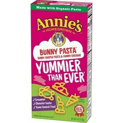 Annie's - Bunny Pasta w/Yummy Cheese