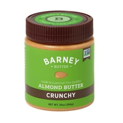Barney - Almond Butter - Crunchy (284g)