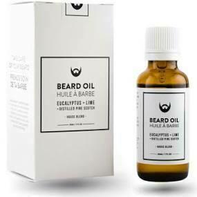 Bearded-Bread Oil EU. Lime, Pine 30ml