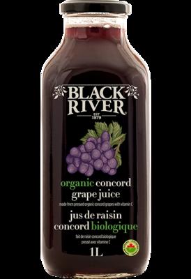 Black River Juice - Organic Concord Grape Juicd