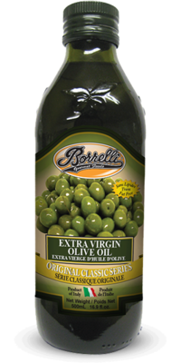 Borrelli - Extra Virgin Olive Oil 34oz/1ltr