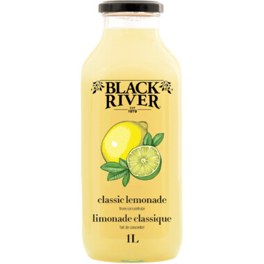 Black River Juice - Classic Lemonade