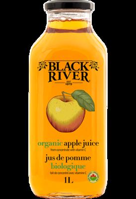 Black River Juice - Organic Apple Juice