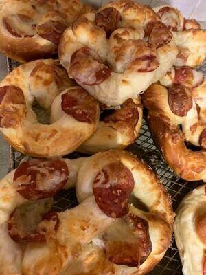 Pretzel Central - Pizza Pkg. 2