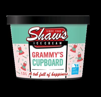Shaws GRAMMY's CUPBOARD 1.5L