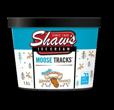 Shaws Moose Tracks 1.5ltr
