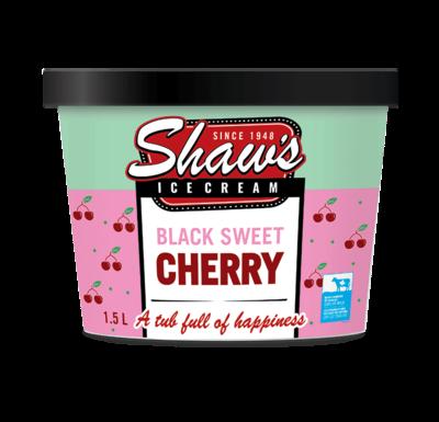 Shaws Black Sweet Cherry 1.5ltr