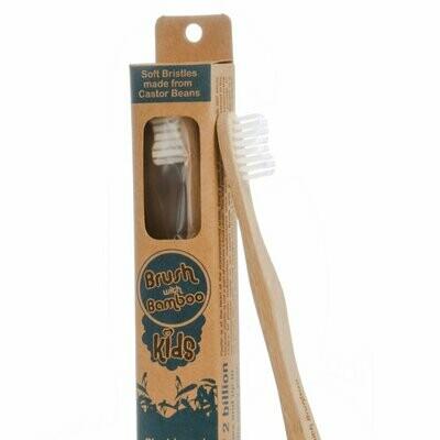 Brush w/Bamboo - Kids