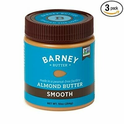 Barney - Almond Butter - Smooth (284g)
