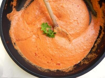 Cara Pasta Rose Sauce