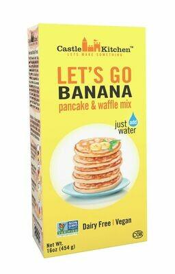 Castle Kitchen - Pancake Mix Banana