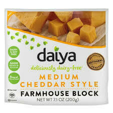Daiya - Medium Cheddar