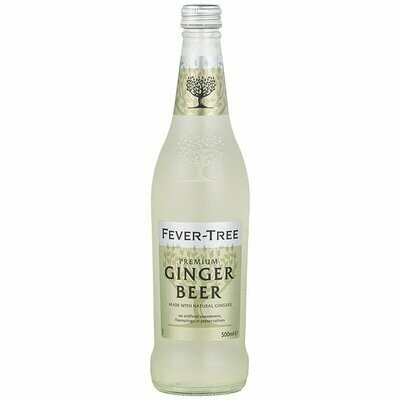 Fever Tree - Ginger Beer 500ml