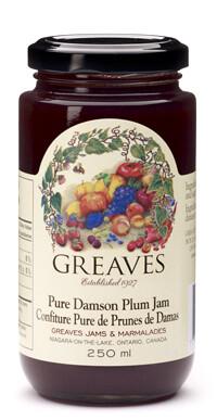 Greaves - Pure Damson Plum