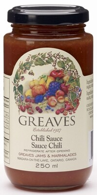 Greaves - Chili Sauce
