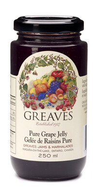Greaves - Pure Grape Jelly