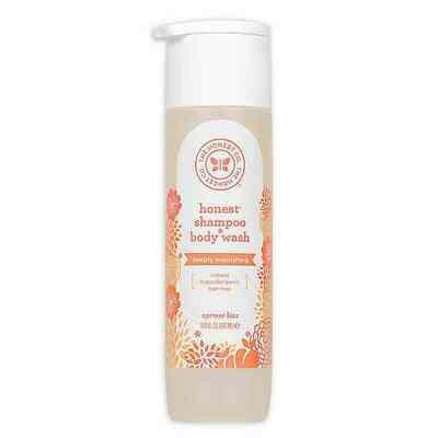 Honest - Shampoo & Body Wash - Apricot Kiss