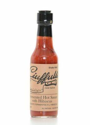 Hot Sauce w/Hibiscus