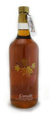 Giffin's 100% Pure Maple Syrup - 1ltr