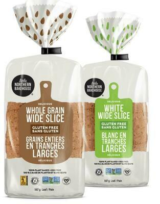 Little Northern Bakehouse - Whole Grain Wide Slice