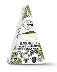 Nuts for Cheese - Black Garlic