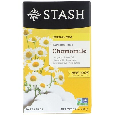 Stash Tea - Chamomile Herb