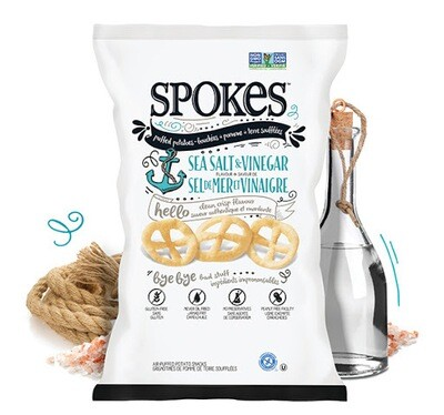 Spokes - Sea Salt & Vinegar