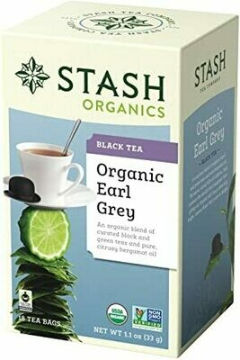 STASH - Org. Earl Grey