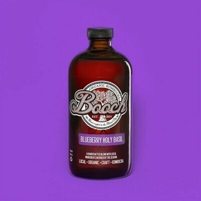 Booch - Holy Blueberry Basil