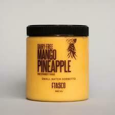 Fiasco - DF Sorbetto - Mango Pineapple