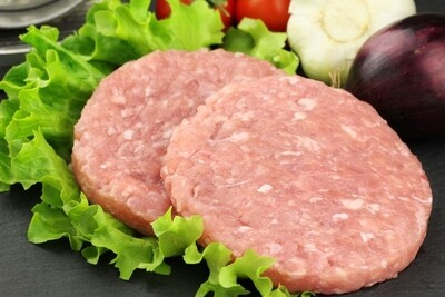 Butcher of Kingsville - Chicken Burgers - Pkg. 2