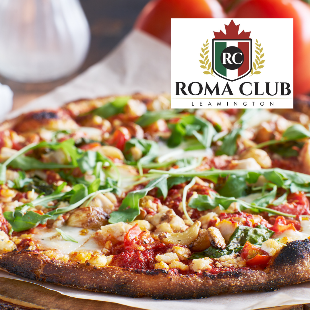 Roma Club Wood Fired Pizza