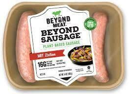 Beyond Sausage- Hot Italian